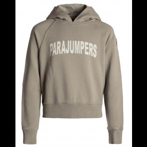Parajumpers Hoody Girl Sweatshirt JR Atmosphere
