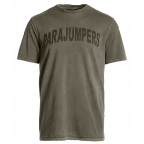 Parajumpers Tee CRK T-shirt Unisex Atmosphere