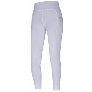 Kingsland Katinka W F-Tec2 F-grip tights Hvid