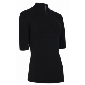 Samshield Alice Woman Shirt SS Black