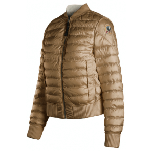 Parajumpers Sharyl Reverso Woman Jacket White-Cappuccino