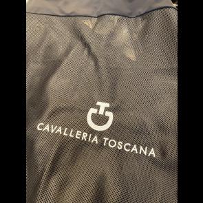 Cavalleria Toscana Netdækken Mesh and Jersey sort