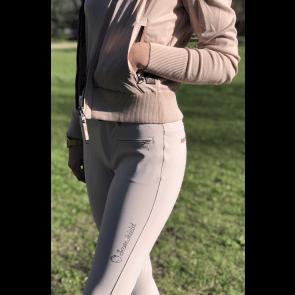 Samshield Ridebukser Diane Fullgrip Powder pink