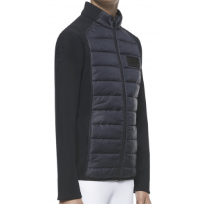 Cavalleria Toscana Quilted Puffer Jacket Navy JR
