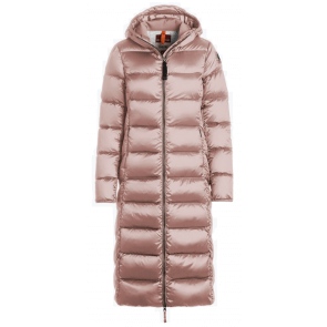 Parajumpers Leah Woman Jacket Silver-Pink