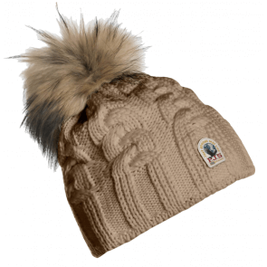Parajumpers Cable Hat Cappucino