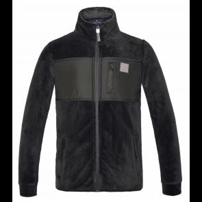 Kingsland Moris Junior Coral Fleece Jacket JR Green Beluga