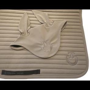 Cavalleria Toscana Elegant Embroidery Earnet Mud