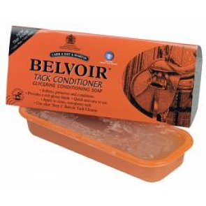 Belvoir tack conditioner soap bar