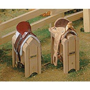 Breyer Wood Saddle Stand