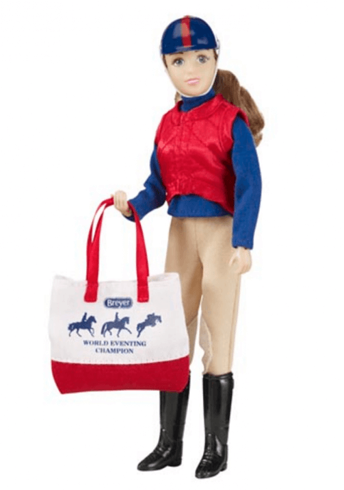 Breyer Eventing rider Sarah
