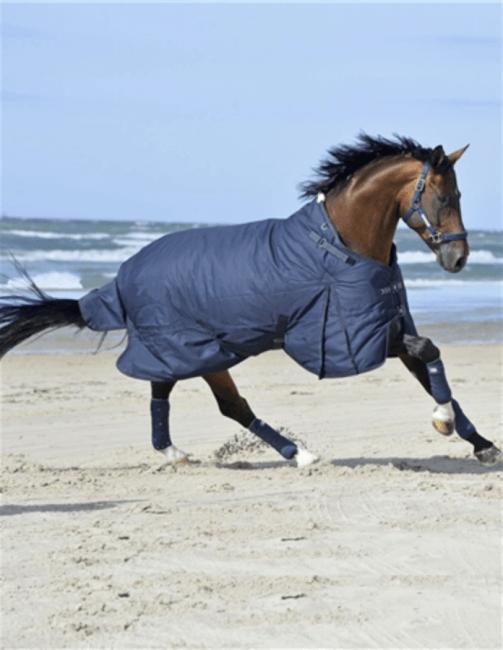 Rider By Horse Platinum Udedækken 150 gr.