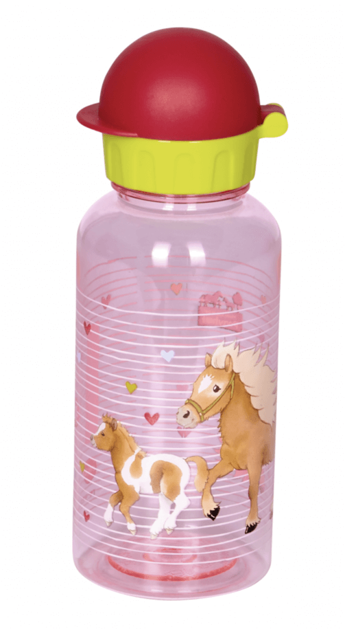 Drikkedunk med hestemotiv 0,4 liter