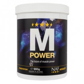 NAF M Power 900g.