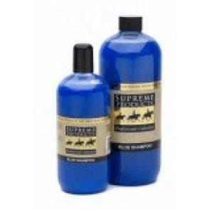 Supreme shampoo blue
