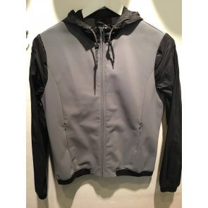 Cavalleria Toscana Shadow Nylon Windbreaker Grå