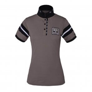 Kingsland Marbella Ladies Tec Pique Polo Beige
