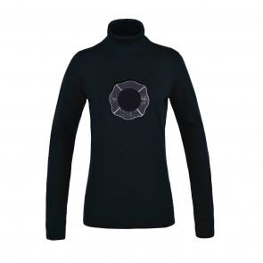 Kingsland Cheval Roll Neck Sweater Grøn