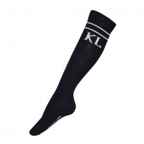Kingsland Cambell Wool-Mix Knee Socks Sort