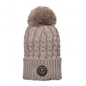 Kingsland Seldovia Knitted Hue Brun/Beige