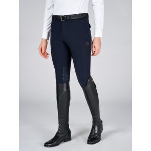 Vestrum Men's San Diego Mid Grip Breeches Black