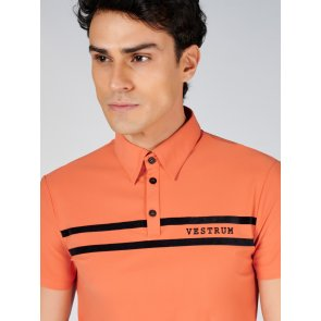 Vestrum Men's Norden Polo Orange