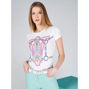 Vestrum Naha T-Shirt Hvid