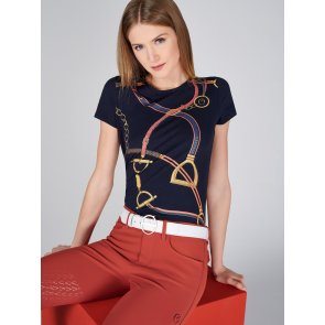 Vestrum Amalfi T-Shirt Navy