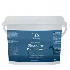 Blue Hors Electrolyte Performance