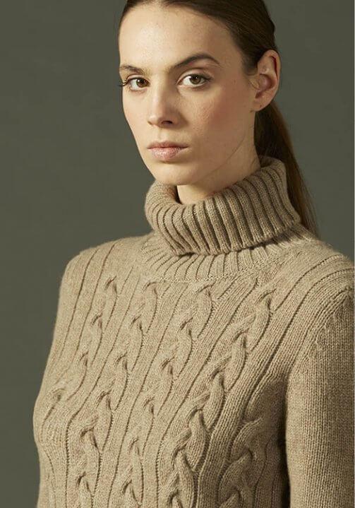Vestrum turtle neck sweater