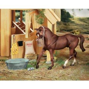 Breyer Horse Stable Feed Set