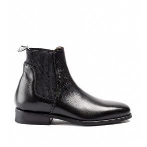 Alberto Fasciani 33060 Lækker kort læderstøvle