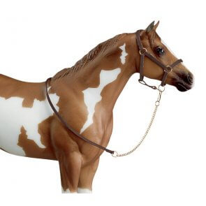Breyer Halter with lead rope