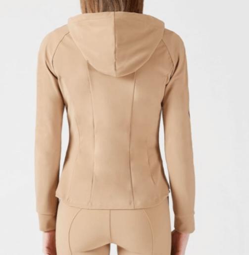 Vestrum Boras Warm Up Jacket Beige