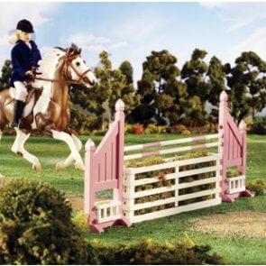 Breyer Bush Box Jump