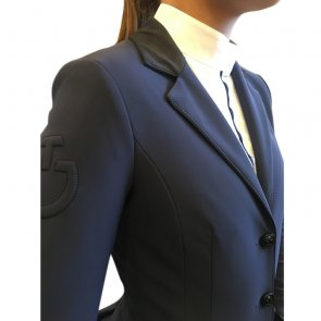 Cavalleria Toscana GP riding jacket blå