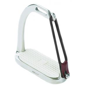 HS sikkerhedsstigbøjle med elastik