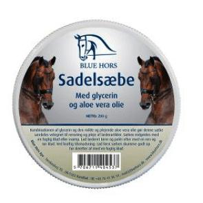 Blue hors saddle soap 200g