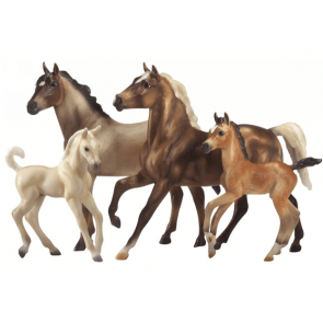 Breyer Challenge of the stallions