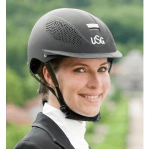 USG ridehjelm med bling