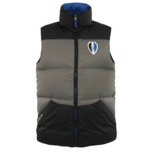 Methill Reversible Down Vest