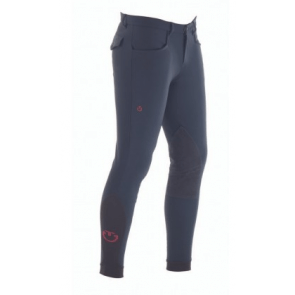 Cavalleria Toscana Mens full-leather breeches