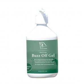 Blue hors Buzz Off gel 500g