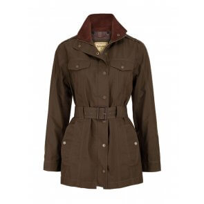 Dubarry Olive Swift jakke