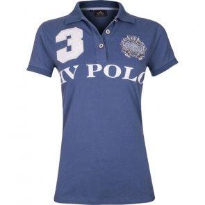 HV Polo Favouritas Demin blå