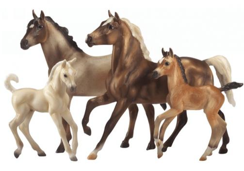 Breyer Challenge of the stallions